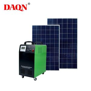1000w Solar Power System All In One With AC Charger