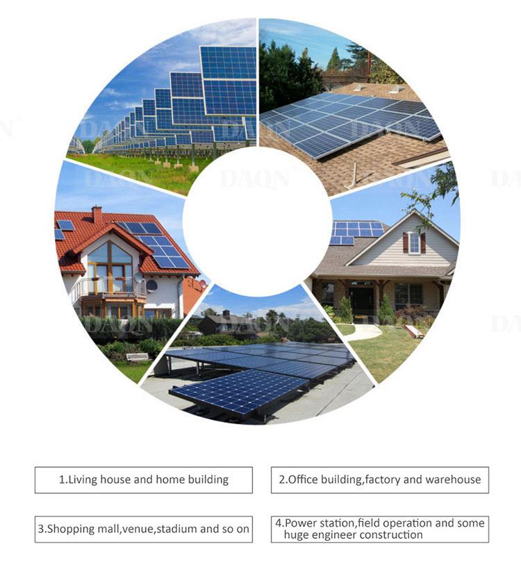 home power solar system