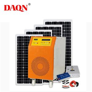 Biến tần năng lượng mặt trời 6kw với bộ điều khiển sạc tích hợp