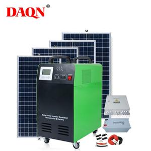 Battery Inverter Solar System 12v 40ah Battery