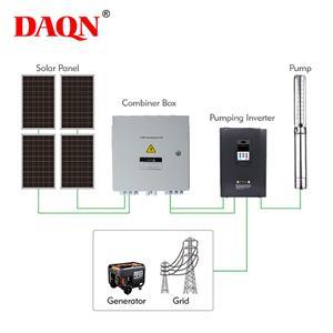 Sistema di pompaggio solare