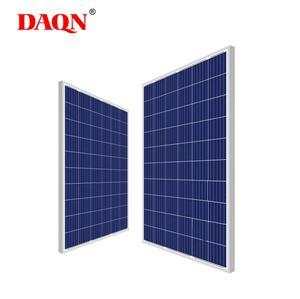 Các tấm pin mặt trời quang điện đa tinh thể