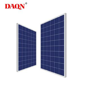 Paneles solares fotovoltaicos policristalinos