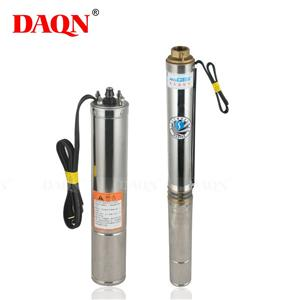 Daqn solar power water pump for deep well
