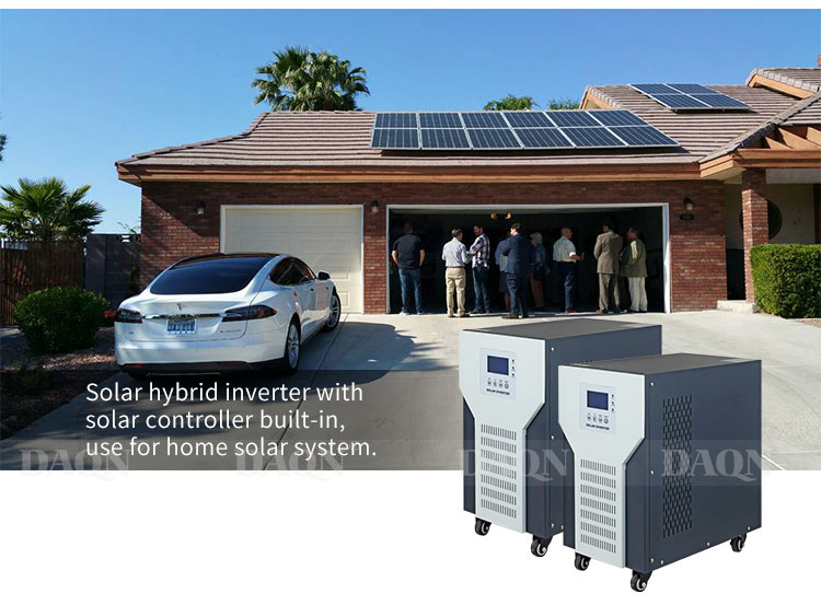inverter solar power system
