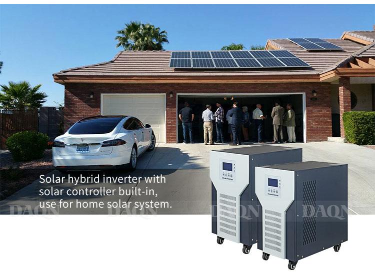 inverter solar power system