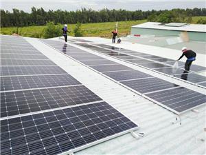 25KW Solar Power System