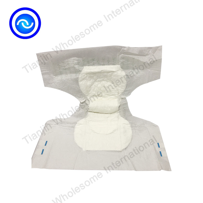 Incontinence Adult Disposable Diaper For Adult With Wetness Indicator