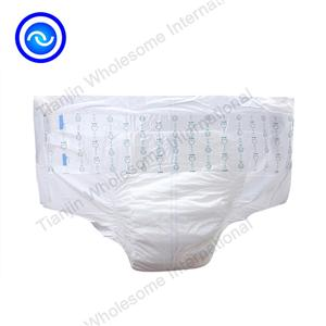 Adult Diapers With Tabs Incontinence Products For Men Adults