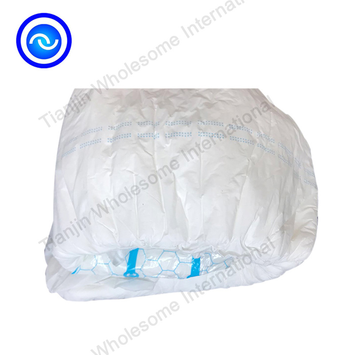 Adult Diapers With Pe Incontinence Diapers