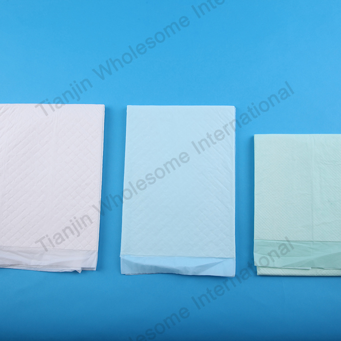 High quality hospital urinary incontinence care pad