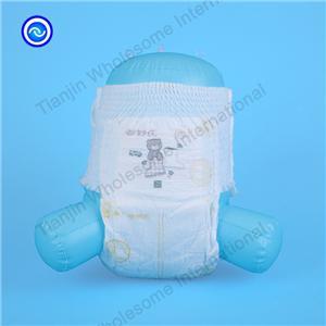 Baby Diaper OEM Adult Baby Print Diaper