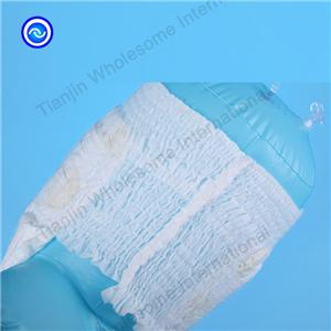 Cotton Soft Skin Friendly Breathable Baby Changing Panty Diaper Nappies