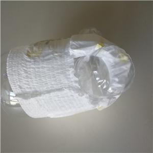 Transpirable y anti fugas impresos pantalones para bebés pañales pañales