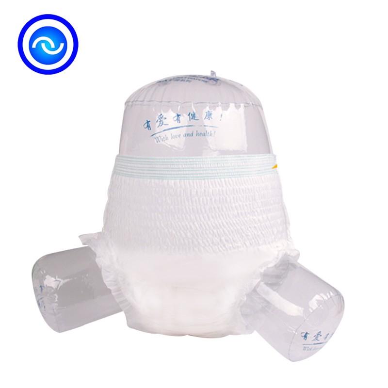 3D Leak Guard Adult Underwear Diaper Adult Baby Training Pants