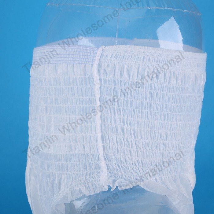 Disposable Pull On Underwear Adult Diaper Briefs