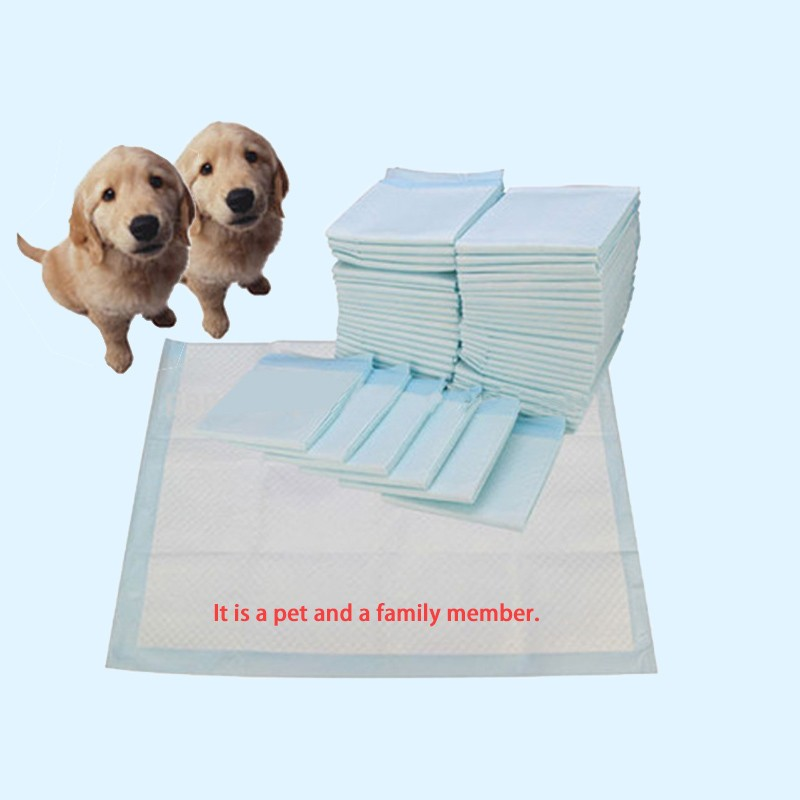 Eco Friendly Super Absorbent Training Pee Pads For Dogs