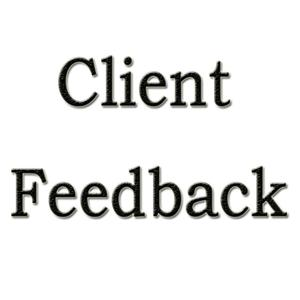 Cooperative customer feedback on the product