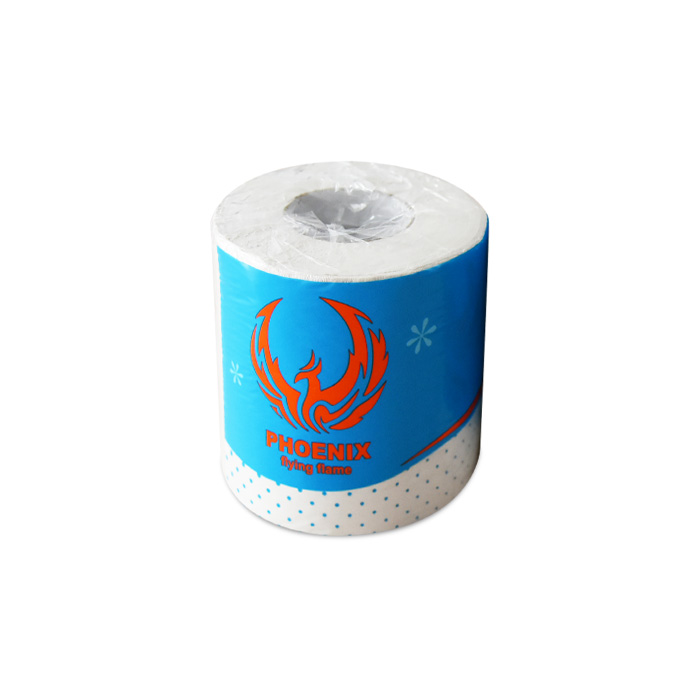 Recycled Pulp 2 Ply Toilet Tissue Paper