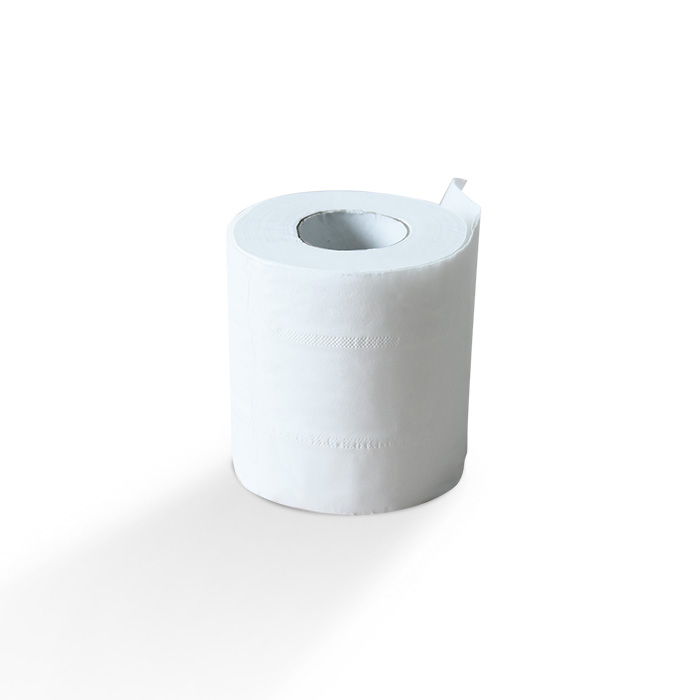 Virgin Wood Custom Biodegradable Toilet Tissue Paper