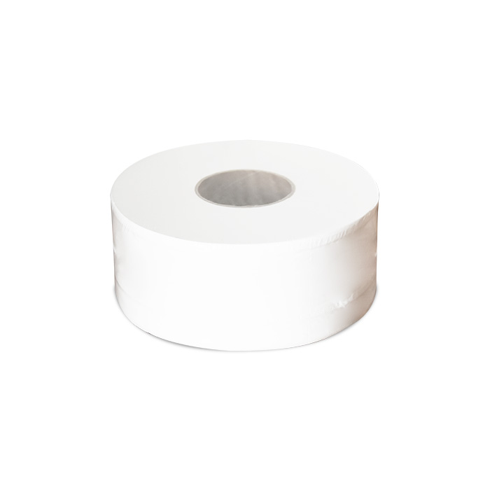 300 Meters 2 Ply Soft Virgin Toilet Paper Jumbo Roll