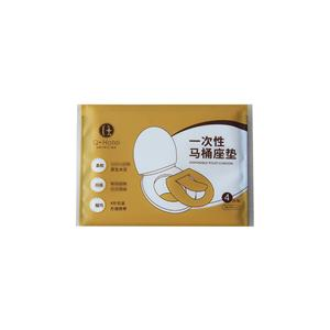 Disposable Anti Bacteria Hygienic Toilet Seat Paper Cover