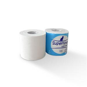 Virgin Wood Pulp 3 Ply Toilet Tissue Paper