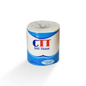 2-lagiges, 500 Blatt starkes, weiches Toilettenpapier