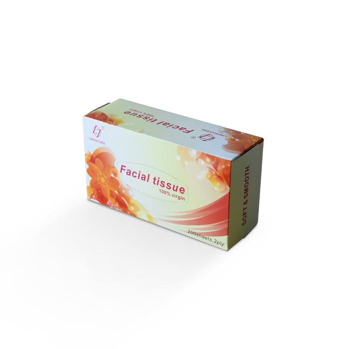 Customized Box Facial Tissue, Discount Box Facial Tissue, Advertising Facial Tissue Promotions