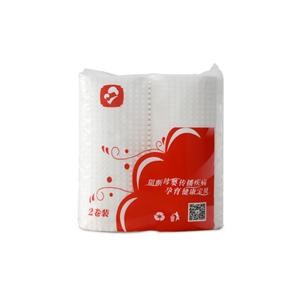 2ply White Hygienic Embossed Kitchen Paper Towels