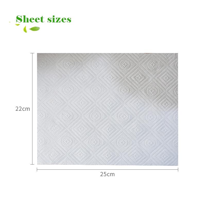 Sales 2 Ply Emboss Kitchen Paper Towel