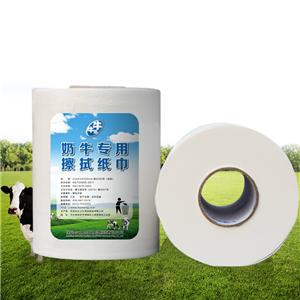 Private Label Kuh-Saugertücher zur Euterpflege und Desinfektion