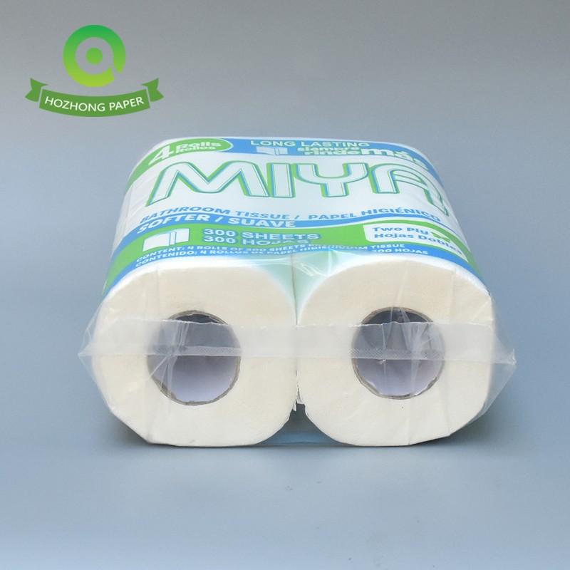 Custom China 2-Ply Ultra Soft Cushiony Touch Toilet Paper,300 Sheets, White, 2-Ply Ultra Soft Cushiony Touch Toilet Paper,300 Sheets, White Factory, 2-Ply Ultra Soft Cushiony Touch Toilet Paper,300 Sheets, White OEM