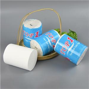 3 Ply Wholesale Price Bathroom Cheap Toilet Paper Tissue Paper Roll
