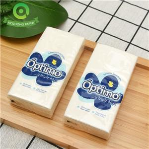 Chinese Manufacturers Bulk Custom OEM 3 Ply Mini Pocket Tissue Paper