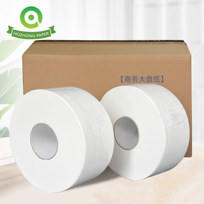 Manufacture Factory Wholesale Jumbo Roll Toilet Tissue Paper