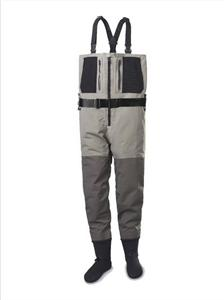 Top Zippered Stocking Foot Chest Waders
