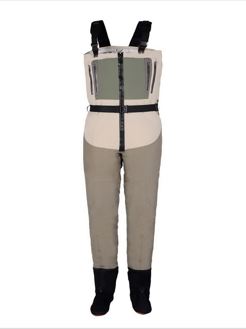 Zippered Waterproof Fly Fishing Chest Waders Manufacturers, Zippered Waterproof Fly Fishing Chest Waders Factory, Supply Zippered Waterproof Fly Fishing Chest Waders