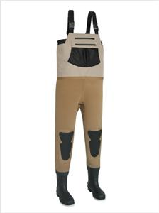 Neoprene Bootfoot Waders with Breathable Upper
