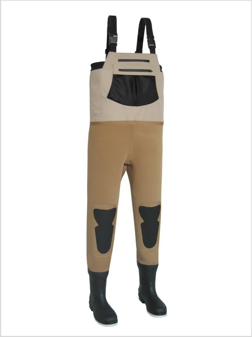 Neoprene Bootfoot Waders with Breathable Upper Manufacturers, Neoprene Bootfoot Waders with Breathable Upper Factory, Supply Neoprene Bootfoot Waders with Breathable Upper