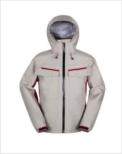 Woman's Waterproof Rain Jacket for Fly Fishing