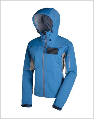 Lady's Breathable Waterproof Fly Fishing Jacket