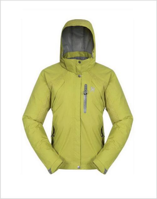Waterproof and Breathable Mountaineering Jacket