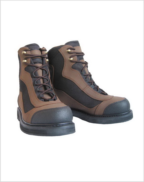 Good Year Stiched Wading Boots with Felt Sole