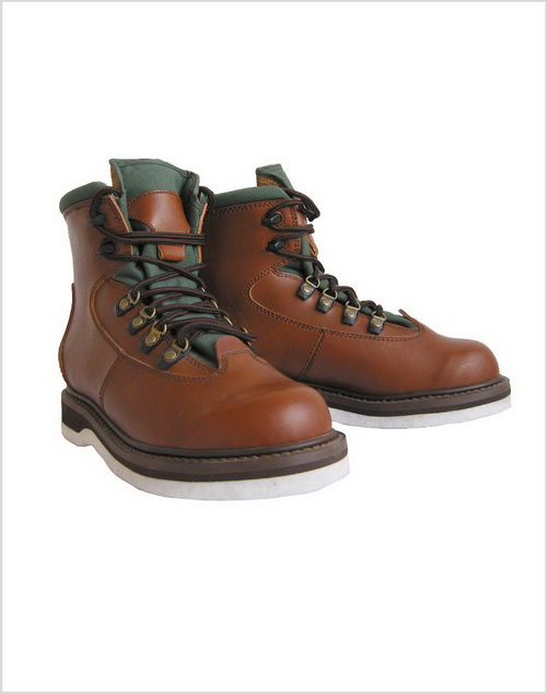Synthetic Leather Wading Boots with Felt Sole