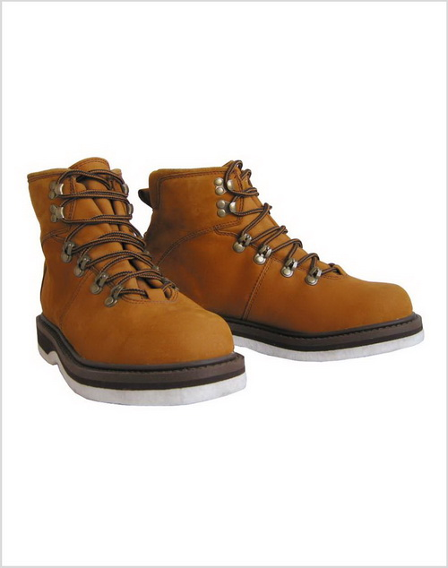 Waterproof Nubuck Leather Wading Boots