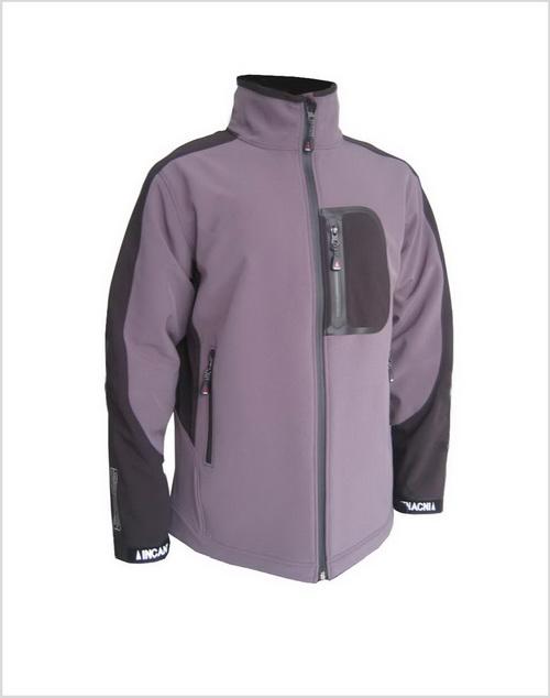 Fleece Lined Jacket with waterproof pocket