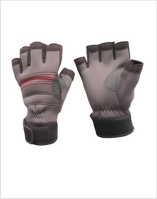 Neoprene Cold Weather Mittens for Fishing