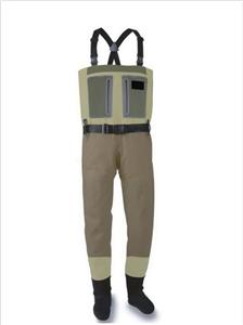 Wear Resistant Breathable Fly Fishing Waders