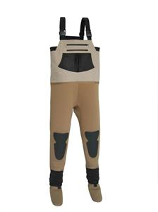 Combo Neoprene Waders With Breathable Upper